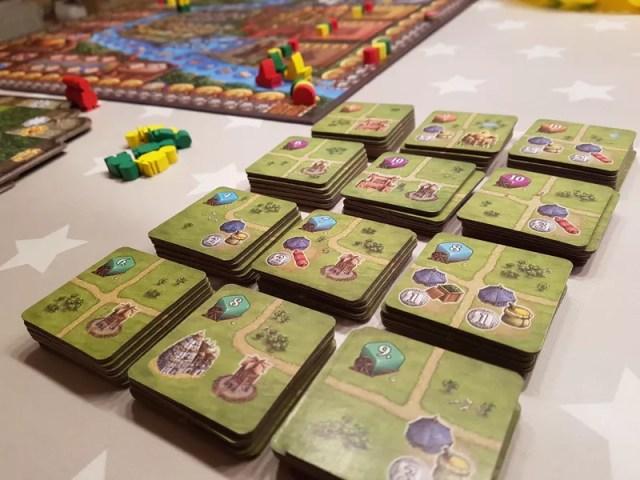rajas of the ganges juego de mesa