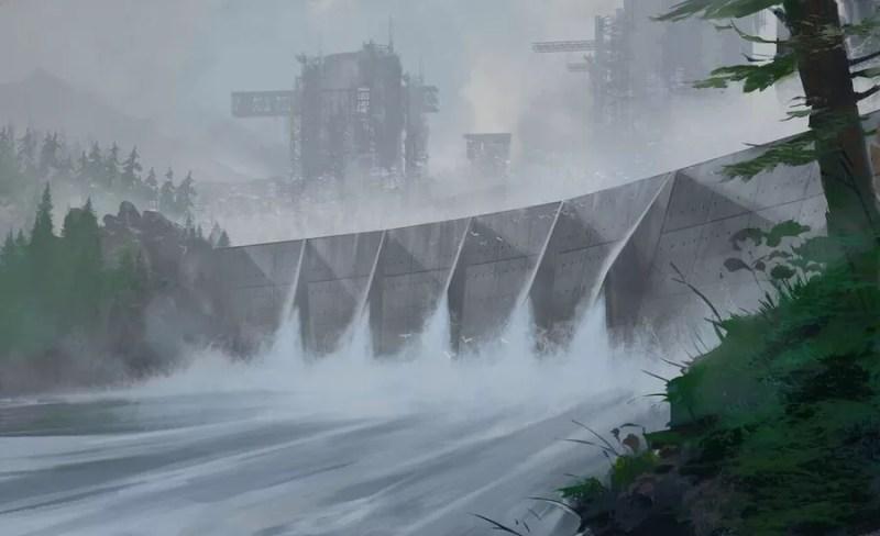 Final Dam