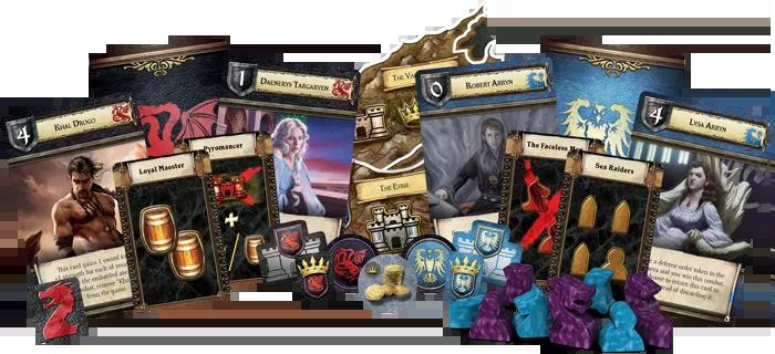 madre de dragones juego de mesa