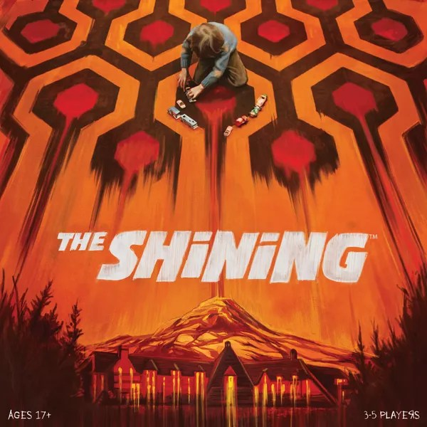 The Shining, Mixlore, 2020 — front cover (image provided by the publisher)