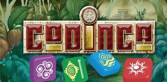 Codinca, Backspindle Games Ltd./Ninja Division, 2016 — box top (image provided by the publisher)