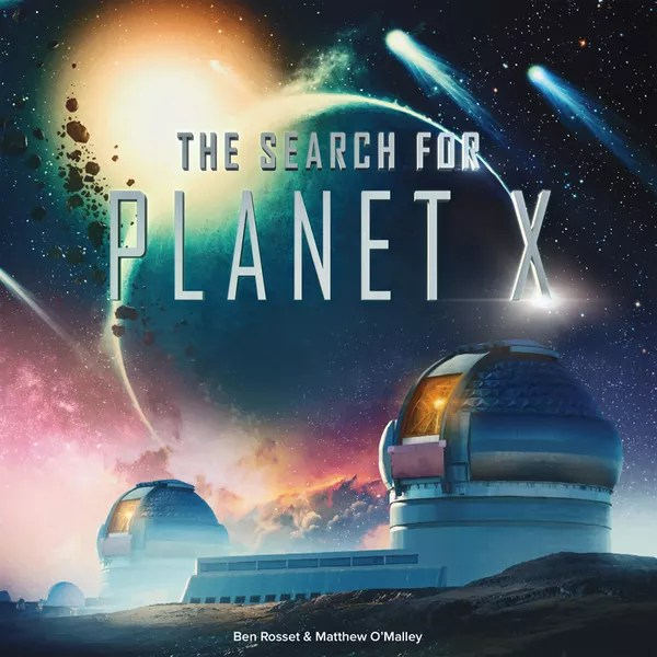 The Search for Planet X, cover image