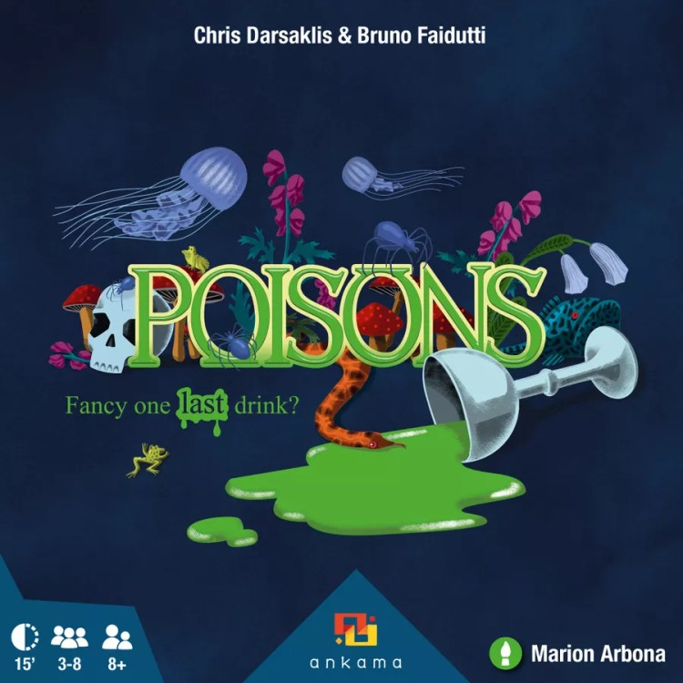 Poisons - Essen Spiel 2019