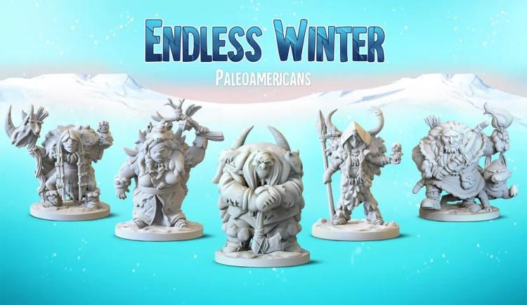 Endless Winter minis
