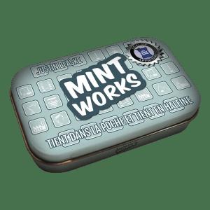 serie Mint - trabajadores