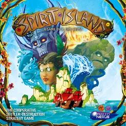 Caja Spirit Island