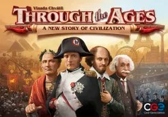 Through the Ages: A New Story of Civilization Cover Artwork