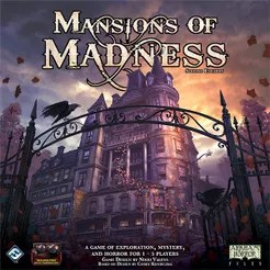Mansions of Madness: Second Edition Cover Artwork