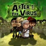 Portada del juego de mesa After the virus
