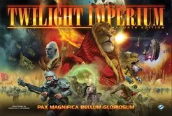 Twilight Imperium (Fourth Edition) Cover Artwork