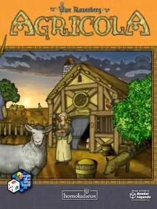 Agricola Cover Artwork