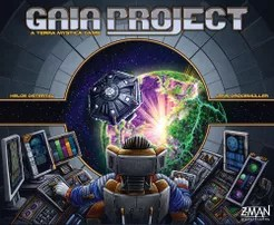 Gaia Project Cover Artwork