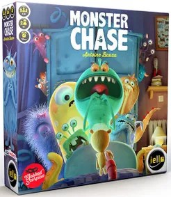 Monster Chase   Board Game   BoardGameGeek