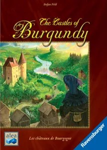 The Castles of Burgundy Cover Artwork