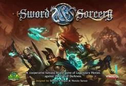Sword & Sorcery Cover Artwork