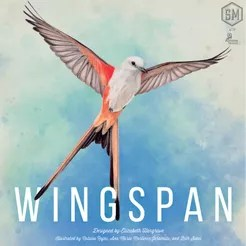 Wingspan Cover Artwork