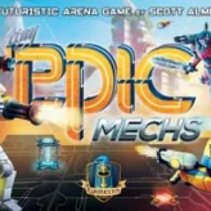 Tini Epic Mech - Novedades Junio 2020