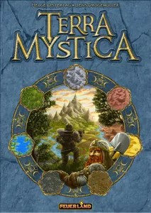 Terra Mystica Cover Artwork