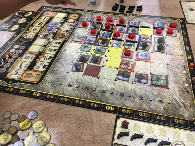 carson city juego de mesa big box