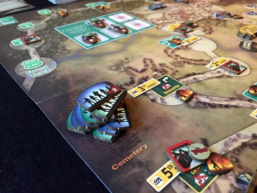 Dawn of the Zeds 3ª Edición juego de mesa