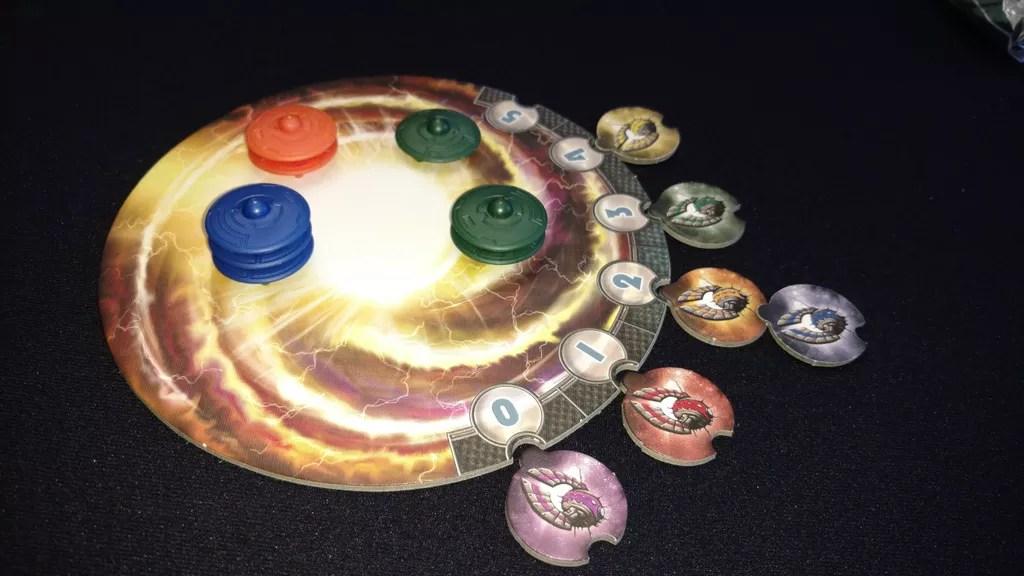 cosmic encounter juego de mesa