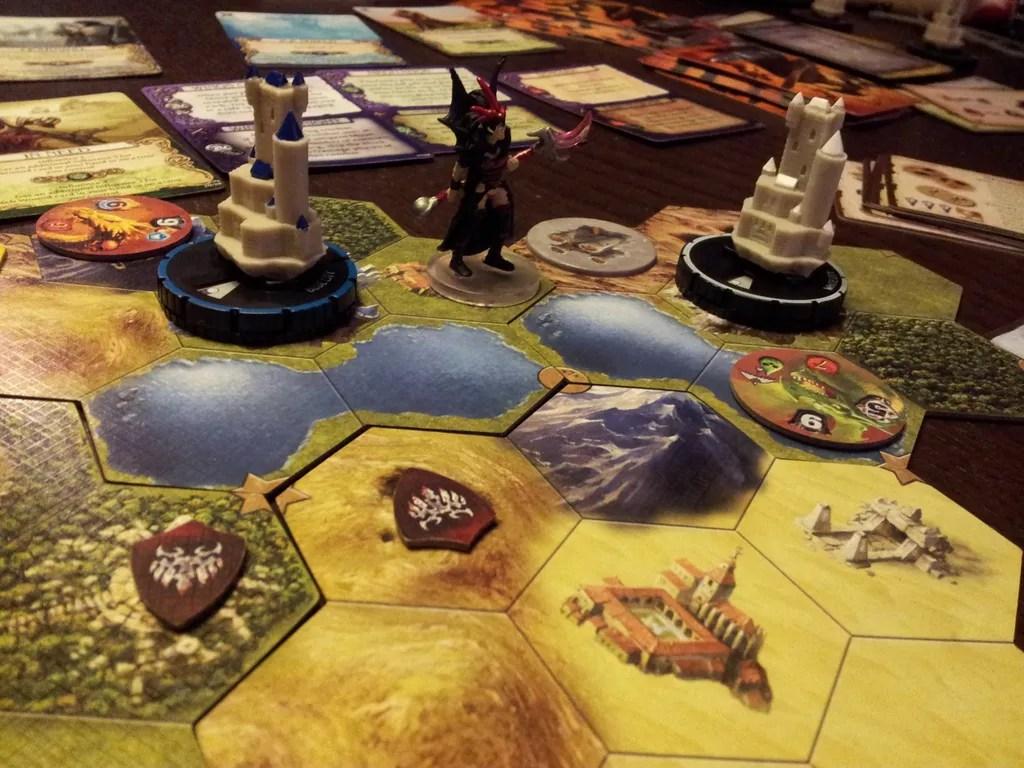 mage knight juego de mesa