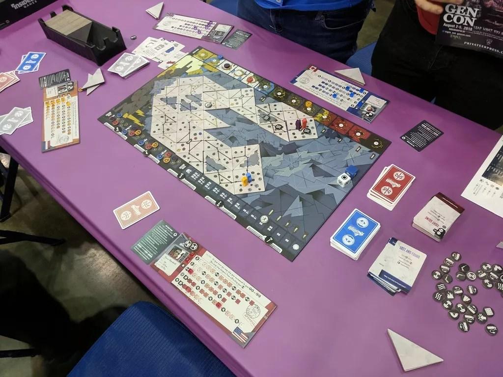 summit juego de mesa