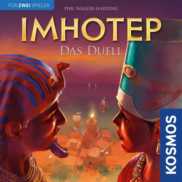 imhotep el duelo juego de mesa