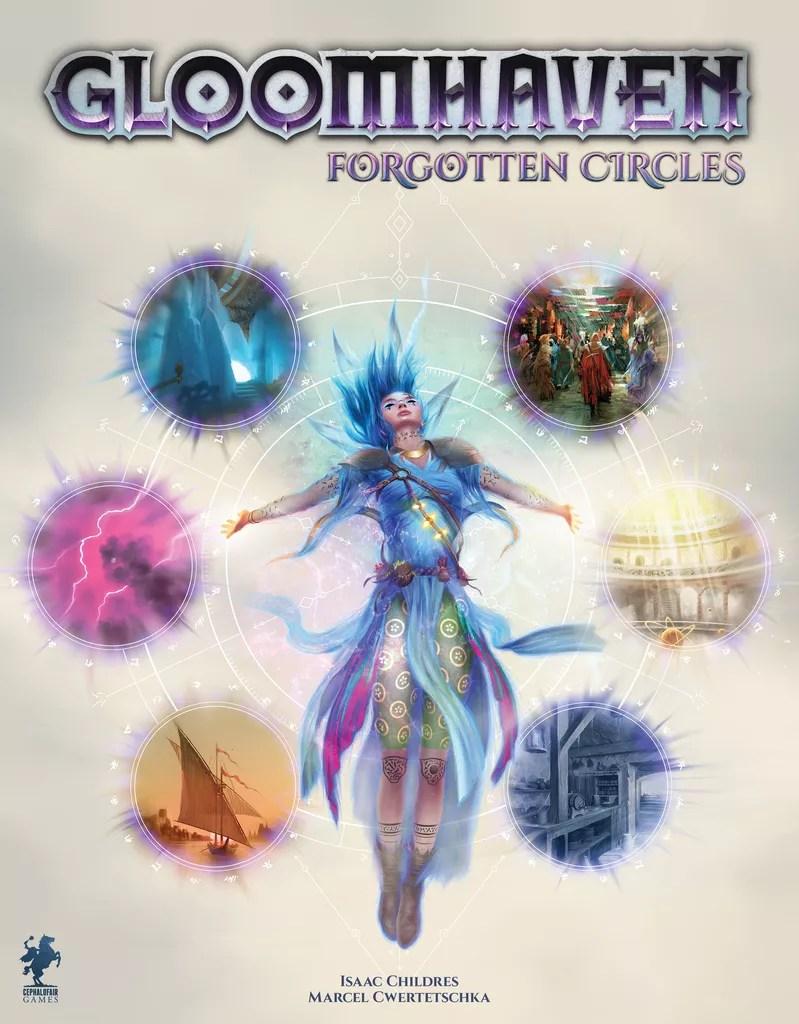 Gloomhaven Forgotten Circles juego de mesa