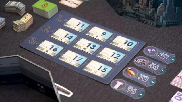 ponzi scheme juego de mesa