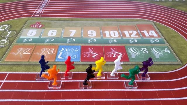 1500 m juego de mesa