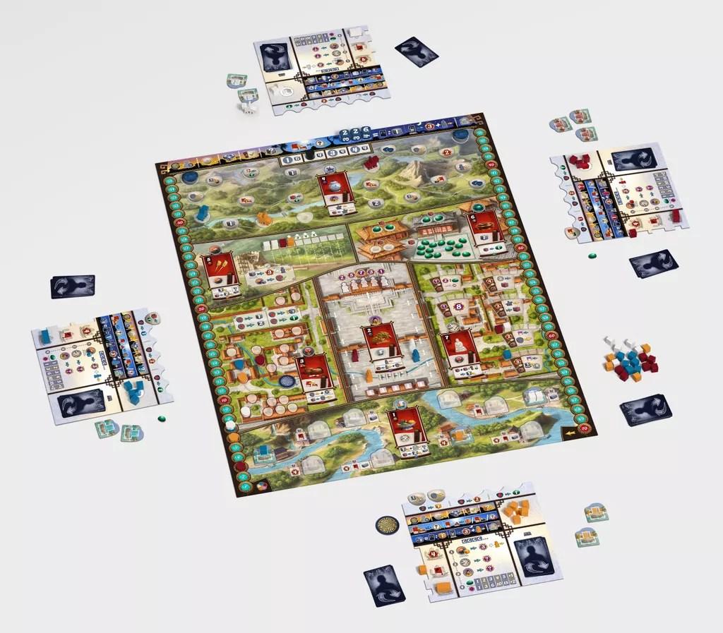 gugong juego de mesa