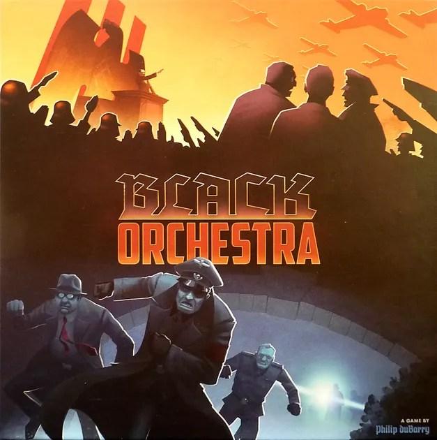 Image result for black orchestra 2e board game