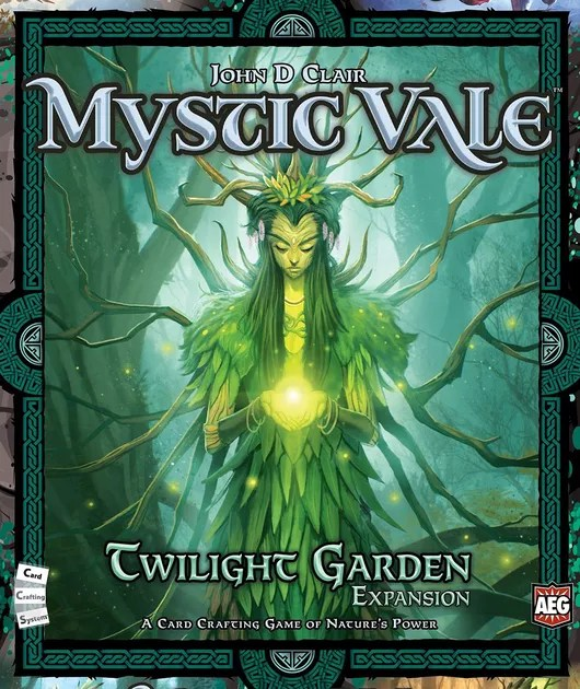 Image result for Mystic Vale: Twilight Garden board game