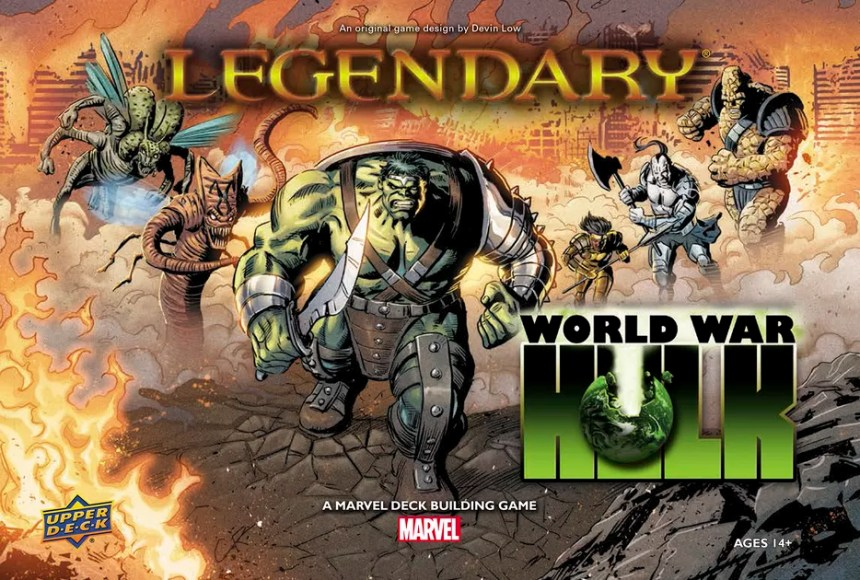 Image result for legendary world war hulk