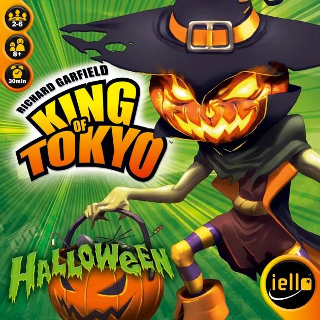 Resultado de imagen de KING OF TOKYO HALLOWEEN
