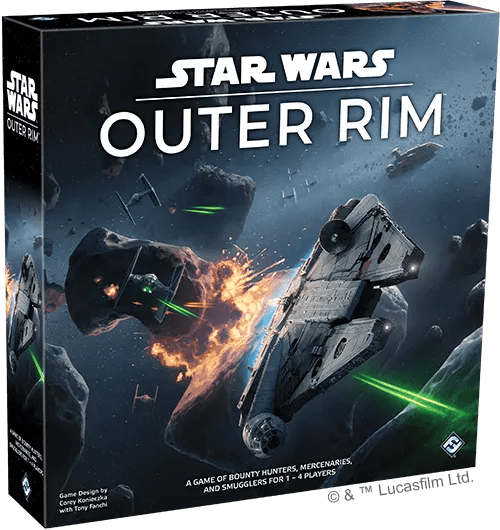Image result for outer rim board game