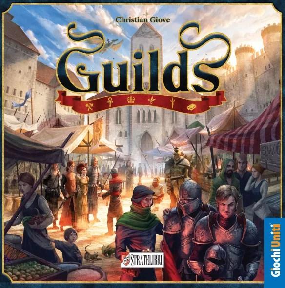 Resultado de imagen de guilds boardgame