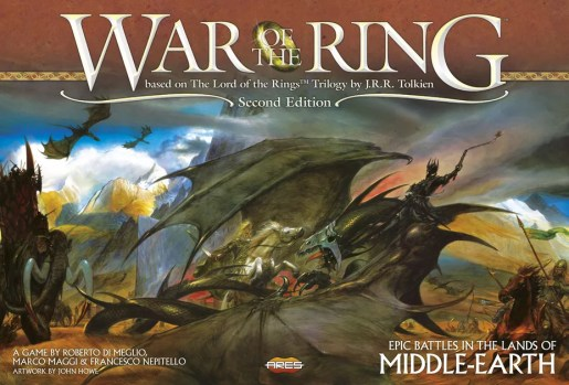 Image result for war of the ring board game