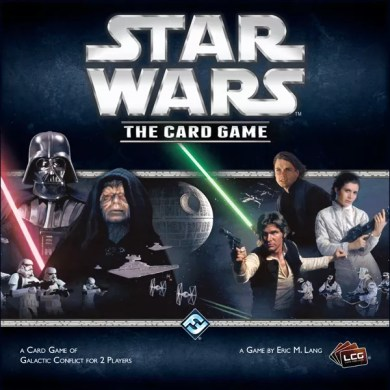 Star Wars  The Card Game   Board Game   BoardGameGeek