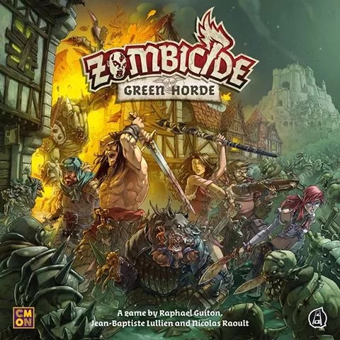 Image result for zombicide green horde