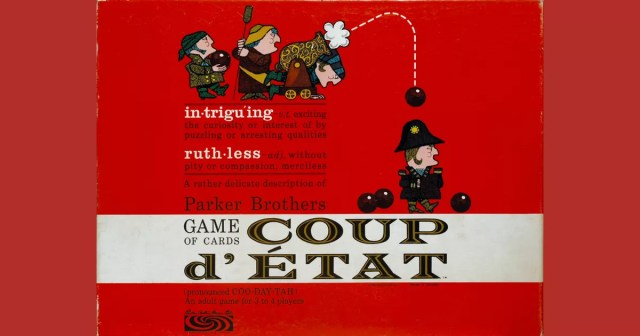 Image result for images of a coup de eta