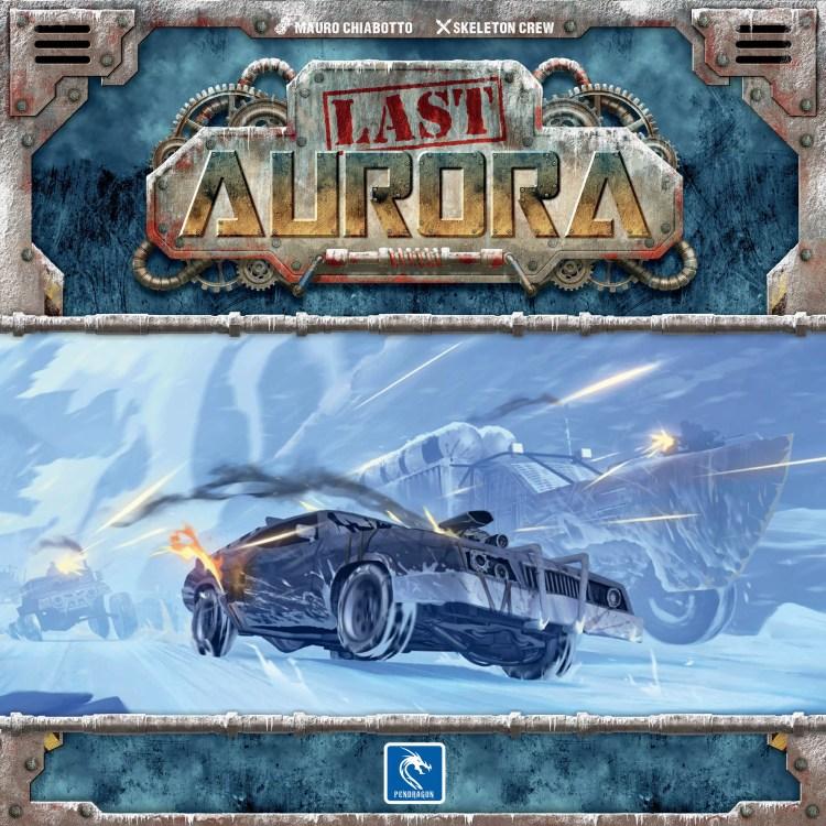 Last Auroa - Essen Spiel 2019