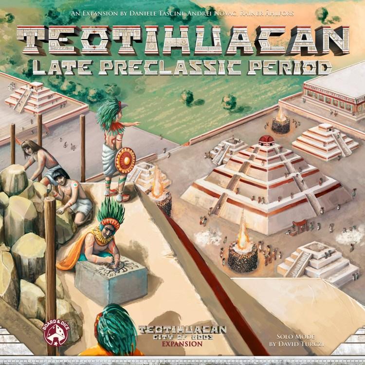 Teotihuacán: Preclásico Tardío - Portada