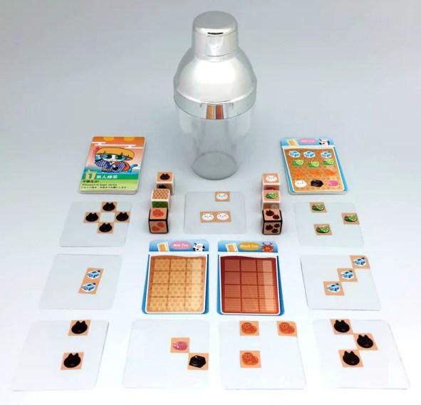 Bubble Tea Board Game