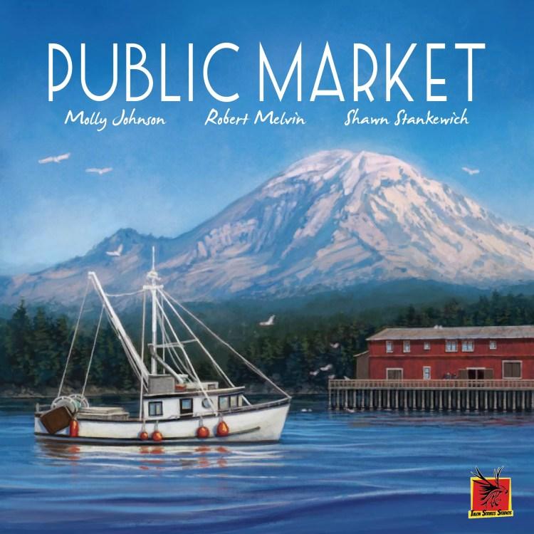 Public Market Kickstarter