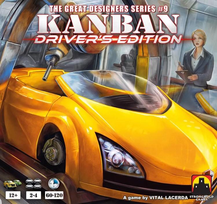 Top juegos de mesa 2014 - Kanban