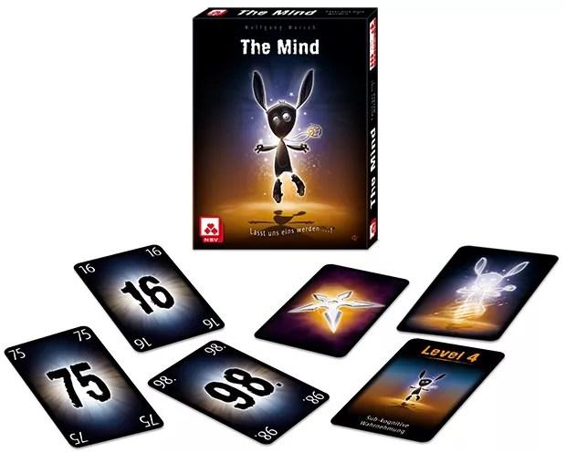 the mind juego de mesa
