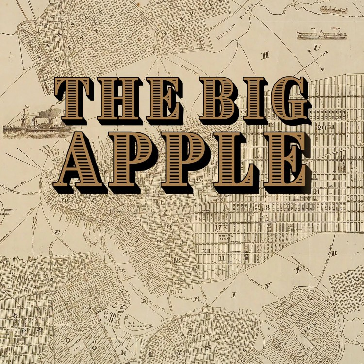 The Big Apple - Portada