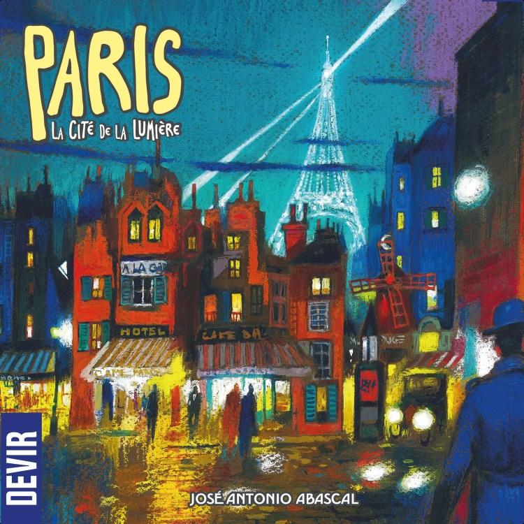 Paris La Cité de la Lumière - Portada